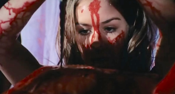 The Blood Spattered Bride - Blu-ray Review