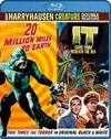 20 Million Miles to Earth/It Came From the Sea (1957,1955) - Blu-ray Review
