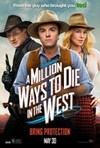 A Million Ways to Die in the West - Blu-ray Review