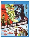 Flying Disc Man from Mars (1950) - Blu-ray Review
