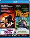Food of the Gods/Frogs (Double Feature) - Blu-ray Review