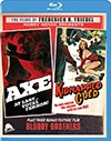 The Films of Frederick R. Friedel: Axe/Kidnapped Coed (1974 -1976) - Blu-ray Review