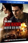 Jack Reacher: Never Go Back - Blu-ray Review