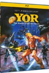 Yor, The Hunter from the Future: The 35th Anniversary Edition (1983) - Blu-ray Review