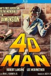 4D Man (1959) - Blu-ray Review