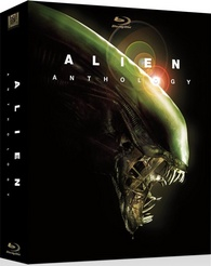 Alien Anthology Blu-ray Release