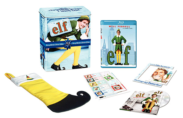 Elf - Blu-ray Review