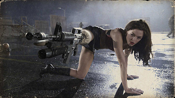Grindhouse Blu-ray Review