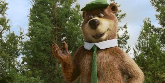 Yogi Bear - Blu-ray Review