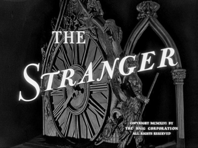 The Stranger (1946) - Blu-ray Movie Review
