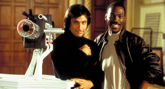 Beverly Hills Cop - Blu-ray Review