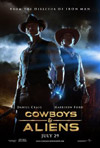 Cowboys & Aliens - Movie Review