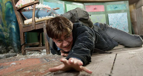 Harry Potter and the Deathly Hallows: Part 1 Blu-ray Review