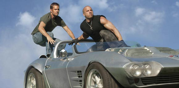 Fast Five - Movie Review