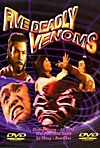 Five Deadly Venoms - Blu-ray Review