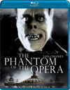 Phantom of the Opera - blu-ray review