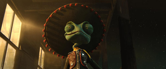 Rango - Blu-ray Review