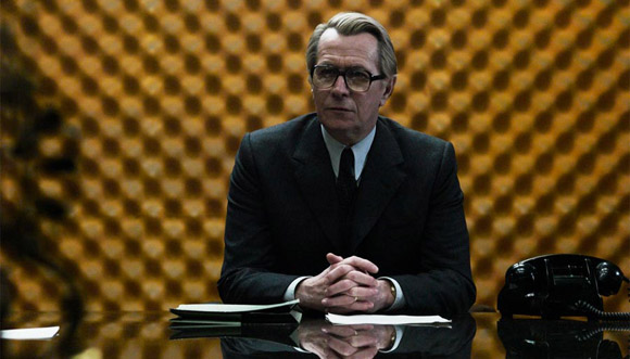 Tinker, Tailor, Soldier, Spy - Movie Review