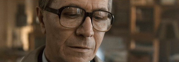 Tinker, Tailor, Soldier, Spy - Blu-ray Review
