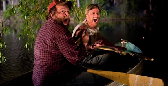Tucker and Dale vs. Evil - blu-ray review