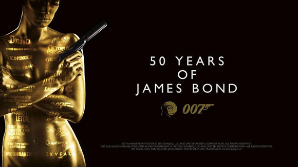 Bond 50 - Blu-ray Review