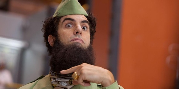 The Dictator - Blu-ray Review