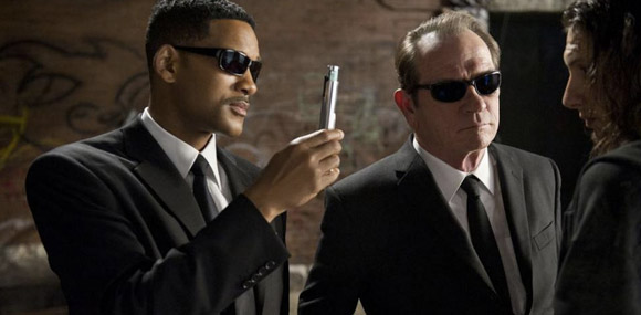 Men in Black 3 - Movie Review