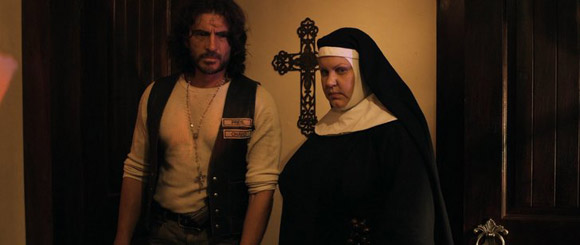 Nude Nuns With Big Guns - Blu-ray movie review