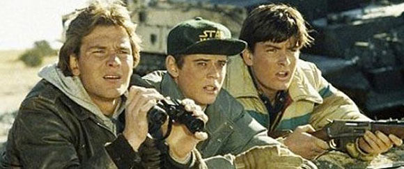 Red Dawn 1984- Blu-ray Review