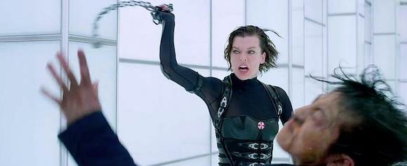 Resident Evil: Retribution - Movie Review