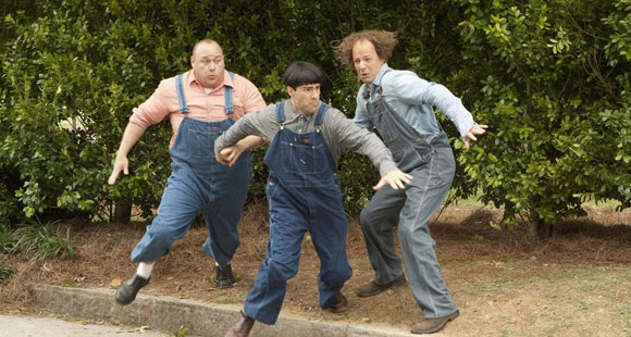 The Three Stooges - Movie Review