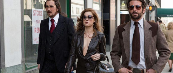 American Hustle - Movie Review