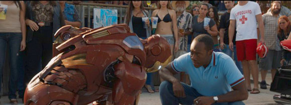 Iron Man 3 - Blu-ray Review