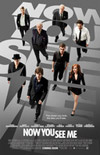 Now You See Me - Movie Review