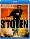 Stolen - Blu-ray Review