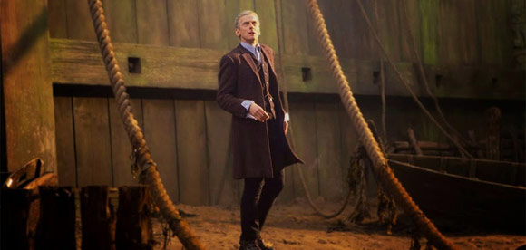 Doctor Who: Deep Breath - Episode Review
