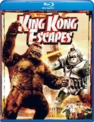 King Kong Escapes (1967) - Blu-ray Review