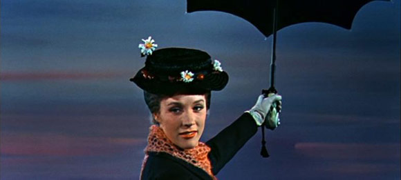 Mary Poppins - DVD Review