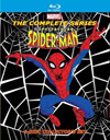 The Spectacular Spider-man: The complete Series - Blu-ray Review