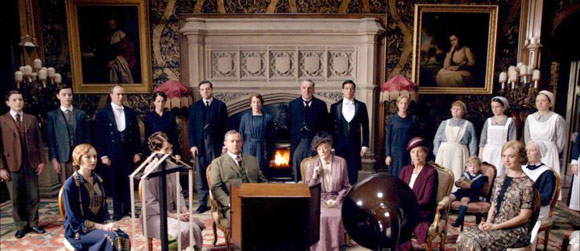 Downton Abbey - Seasons 5 - Blu-ray Review
