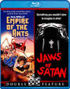 Empire of the Ants/Jaws of Satan - blu-ray Review