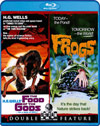 Frogs/Food of the Gods (Double Feature) - Blu-ray Review