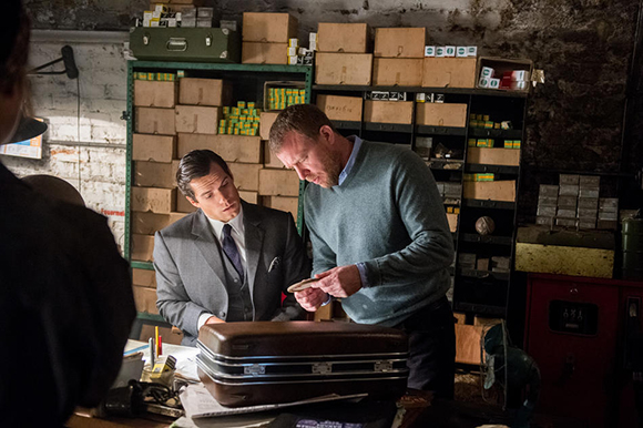 The Man From U.N.C.L.E. - Movie Review