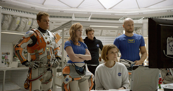 The Martian - Blu-ray Review