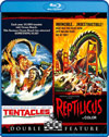 Tentacles/reptiilicus - blu-ray review
