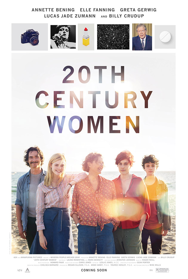 20th Century Women - Movie Review