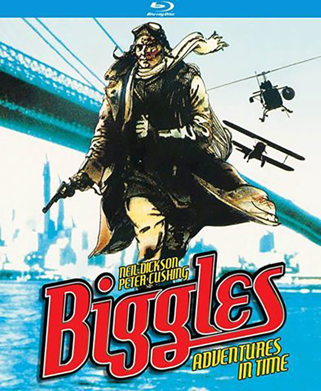 Biggles: Adventures in Time (1986) Blu-ray Review