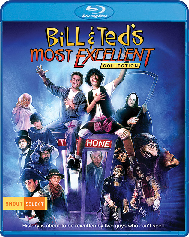 Bill & Ted's Most Excellent Collection - Blu-ray Review