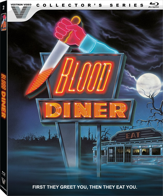 Blood Diner (1987) - Blu-ray Review