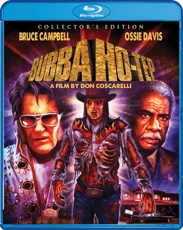 Bubba Ho-Tep Collector's Edition - Blu-ray Review